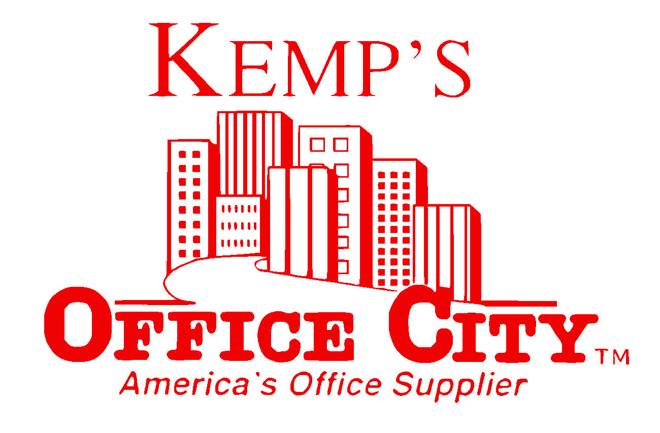 Kemp's Office City Logo